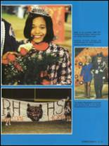 1997 Rock Hill High School Yearbook Page 16 & 17