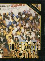 1982 Yearbook Cabrillo High School