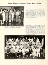 1962 P.A. Allen High School Yearbook Page 12 & 13