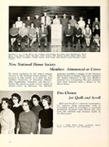 1962 P.A. Allen High School Yearbook Page 14 & 15