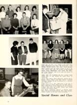 1962 P.A. Allen High School Yearbook Page 16 & 17