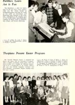 1962 P.A. Allen High School Yearbook Page 20 & 21