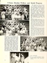 1962 P.A. Allen High School Yearbook Page 22 & 23