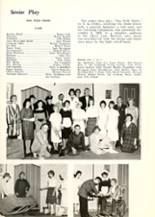 1962 P.A. Allen High School Yearbook Page 24 & 25