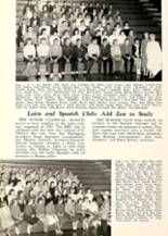 1962 P.A. Allen High School Yearbook Page 28 & 29