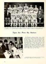 1962 P.A. Allen High School Yearbook Page 36 & 37