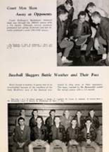 1962 P.A. Allen High School Yearbook Page 40 & 41