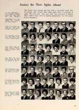 1962 P.A. Allen High School Yearbook Page 56 & 57