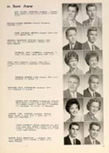 1962 P.A. Allen High School Yearbook Page 58 & 59