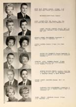 1962 P.A. Allen High School Yearbook Page 60 & 61