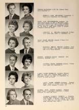 1962 P.A. Allen High School Yearbook Page 62 & 63