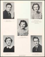 1954 North Judson-San Pierre High School Yearbook Page 12 & 13