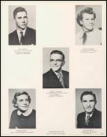 1954 North Judson-San Pierre High School Yearbook Page 16 & 17