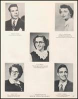1954 North Judson-San Pierre High School Yearbook Page 18 & 19