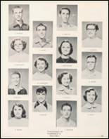 1954 North Judson-San Pierre High School Yearbook Page 22 & 23