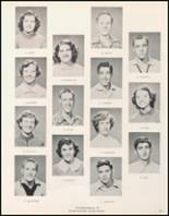 1954 North Judson-San Pierre High School Yearbook Page 24 & 25