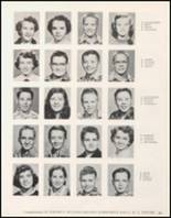1954 North Judson-San Pierre High School Yearbook Page 38 & 39