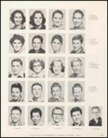 1954 North Judson-San Pierre High School Yearbook Page 40 & 41