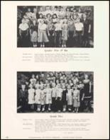 1954 North Judson-San Pierre High School Yearbook Page 44 & 45