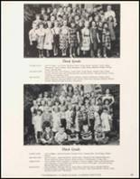 1954 North Judson-San Pierre High School Yearbook Page 46 & 47