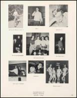 1954 North Judson-San Pierre High School Yearbook Page 56 & 57