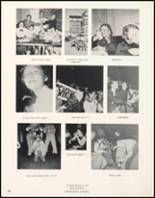 1954 North Judson-San Pierre High School Yearbook Page 58 & 59