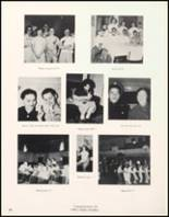 1954 North Judson-San Pierre High School Yearbook Page 60 & 61