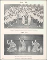 1954 North Judson-San Pierre High School Yearbook Page 68 & 69