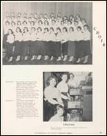 1954 North Judson-San Pierre High School Yearbook Page 72 & 73