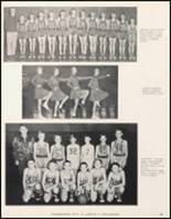 1954 North Judson-San Pierre High School Yearbook Page 82 & 83