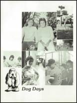 1985 West Liberty-Salem High School Yearbook Page 10 & 11