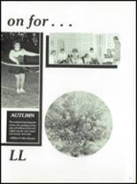 1985 West Liberty-Salem High School Yearbook Page 12 & 13