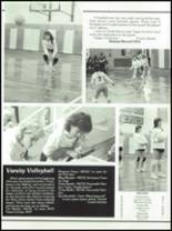 1985 West Liberty-Salem High School Yearbook Page 14 & 15