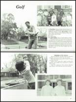 1985 West Liberty-Salem High School Yearbook Page 18 & 19