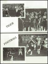 1985 West Liberty-Salem High School Yearbook Page 22 & 23