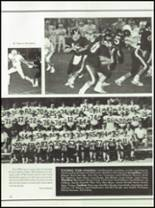 1985 West Liberty-Salem High School Yearbook Page 24 & 25