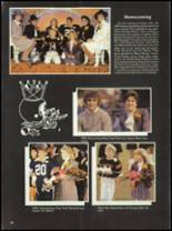 1985 West Liberty-Salem High School Yearbook Page 28 & 29