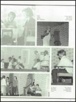 1985 West Liberty-Salem High School Yearbook Page 32 & 33