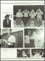 1985 West Liberty-Salem High School Yearbook Page 34 & 35