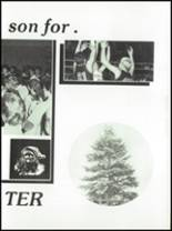 1985 West Liberty-Salem High School Yearbook Page 38 & 39