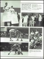 1985 West Liberty-Salem High School Yearbook Page 44 & 45