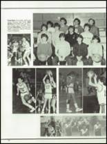 1985 West Liberty-Salem High School Yearbook Page 50 & 51