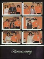 1985 West Liberty-Salem High School Yearbook Page 54 & 55