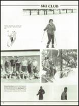 1985 West Liberty-Salem High School Yearbook Page 58 & 59