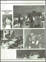 1985 West Liberty-Salem High School Yearbook Page 60 & 61