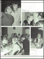 1985 West Liberty-Salem High School Yearbook Page 62 & 63