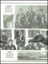1985 West Liberty-Salem High School Yearbook Page 64 & 65