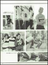 1985 West Liberty-Salem High School Yearbook Page 70 & 71