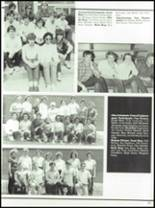 1985 West Liberty-Salem High School Yearbook Page 76 & 77