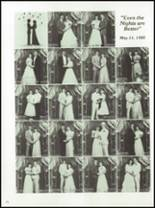 1985 West Liberty-Salem High School Yearbook Page 80 & 81